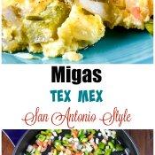 Migas Tex Mex San Antonio Style Flavor Mosaic
