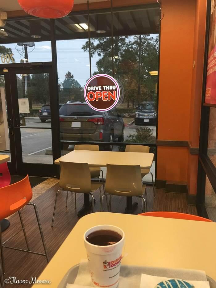 Dunkin' Donuts Hot Tea