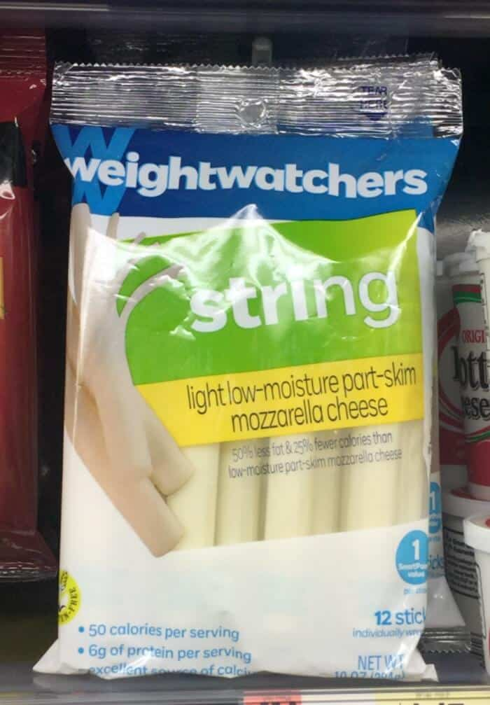 Weight Watchers String Cheese