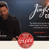 Enter the Folgers Jingle Contest to Win!