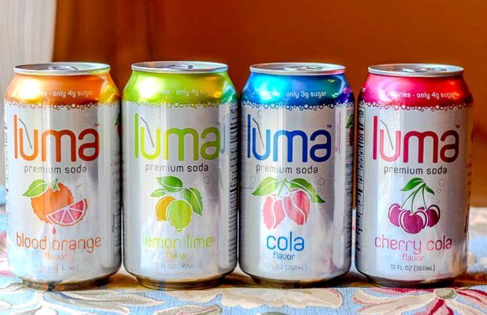Luma Premium Sodas