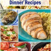 10 Easy Chicken Dinner Recipes