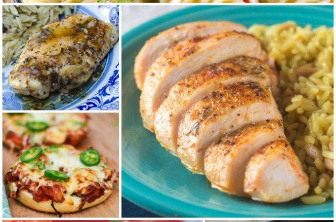 10 Easy Chicken Dinner Recipes