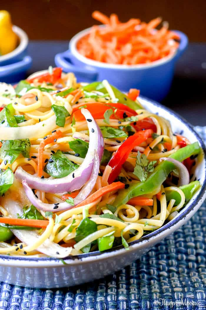 Spicy Thai noodle Salad