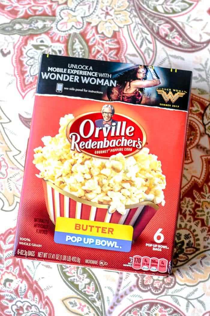 Sticky Wonder Popcorn Snack Mix