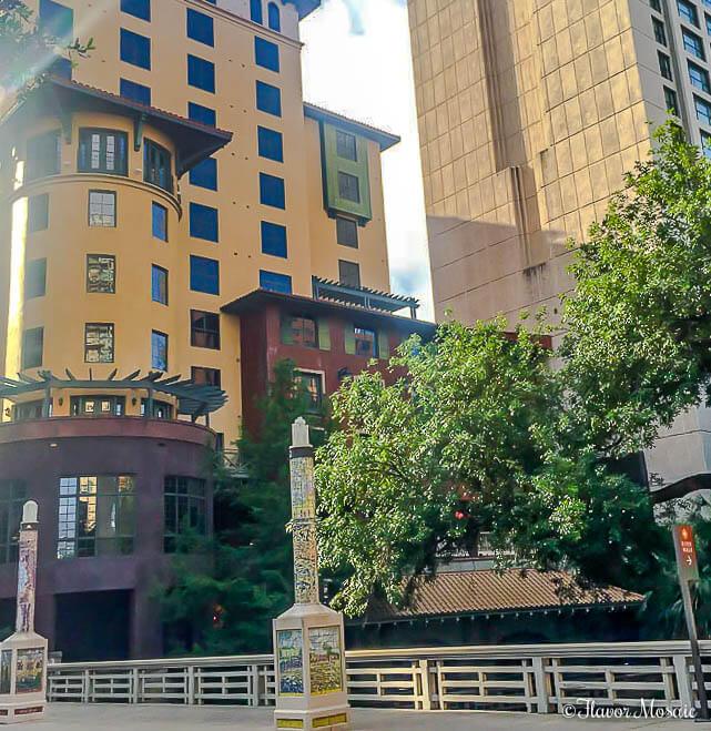 Hotel Valencia Riverwalk San Antonio Flavor Mosaic