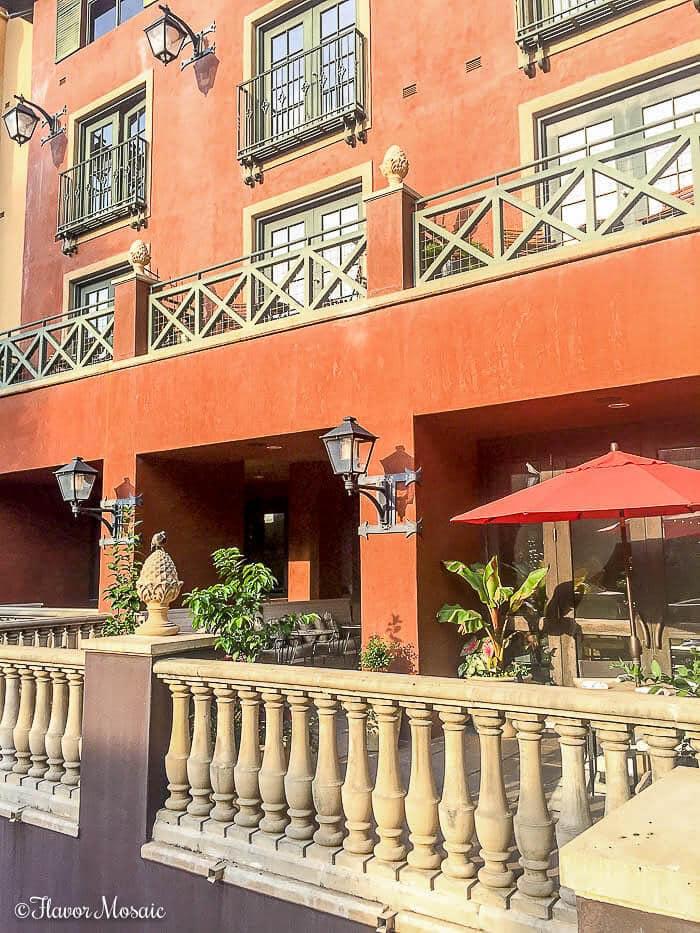 Hotel Valencia Riverwalk San Antonio Flavor Mosaic-5