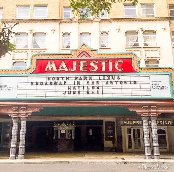 Majestic Theatre San Antonio Weekend Getaway