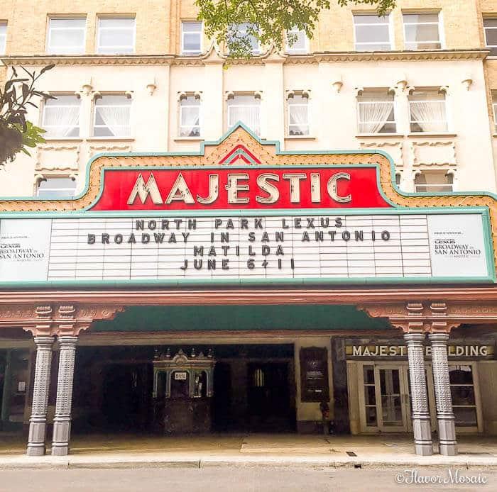 Majestic Theatre San Antonio Weekend Getaway