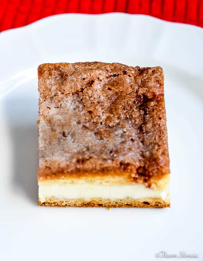 Sopapilla Cheesecake Bars Dessert