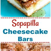 Sopapilla Cheesecake Bars Desserts