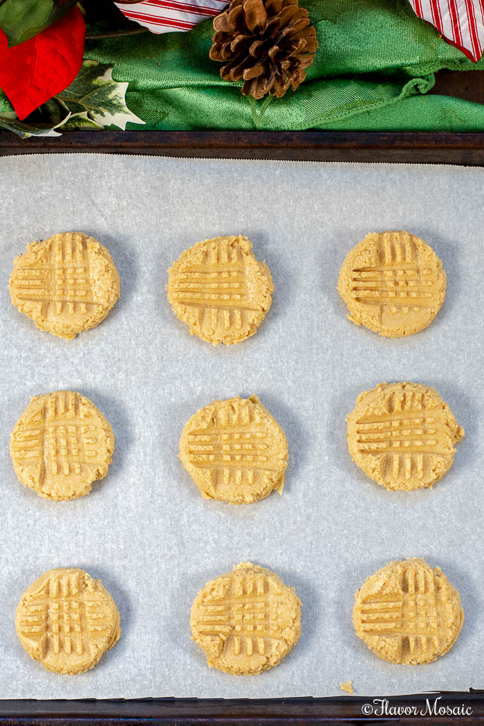 Best Old Fashioned Peanut Butter Cookies
