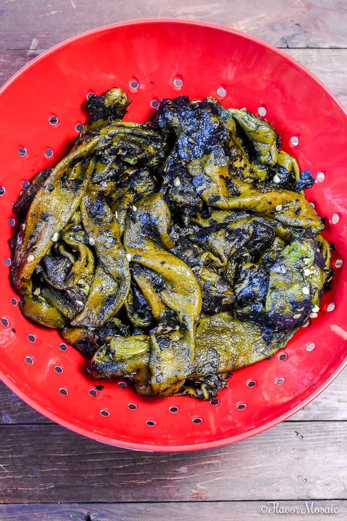 Roasted Hatch Green Chile Pork Stew
