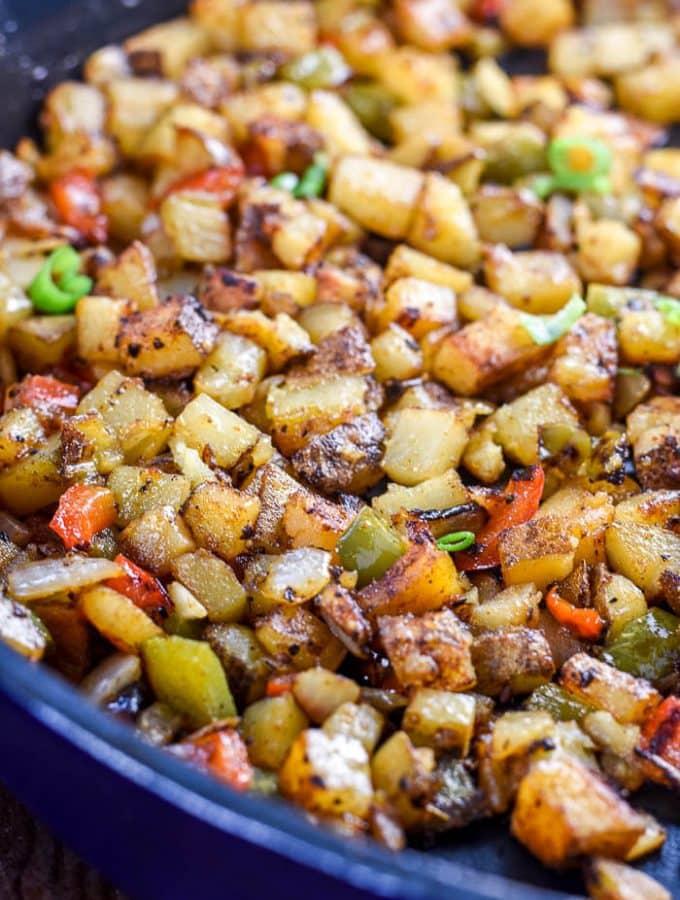 Breakfast Potatoes Texas Style