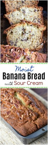 Moist Banana Bread Recipe Flavor Mosaic