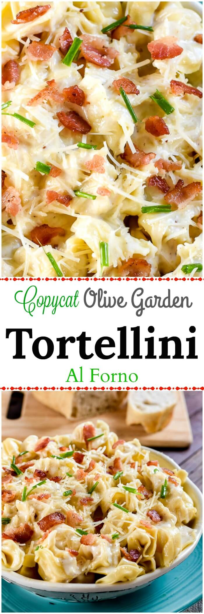Tortellini Al Forno - Flavor Mosaic