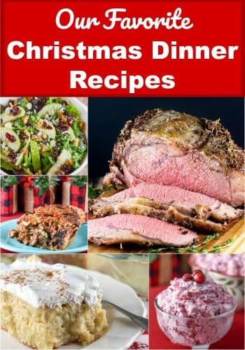 Our Favorite Christmas Dinner Recipes