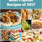 Top 10 Most Popular Recipes of 2017 Flavor Mosaic
