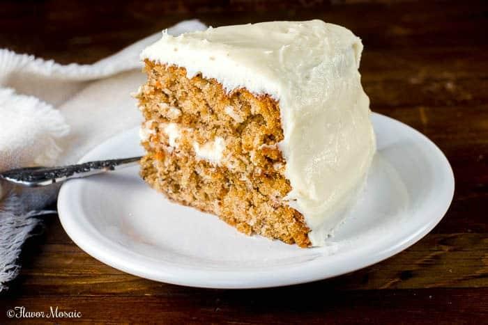 Best Homemade Carrot Cake Recipe