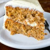 Best Homemade Carrot Cake