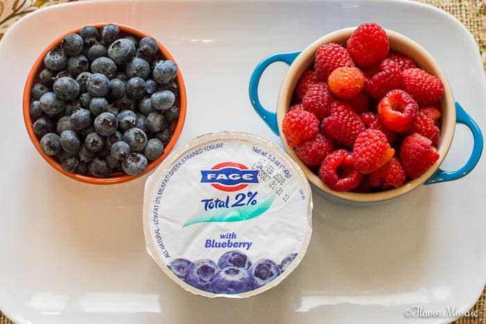 A Better Day with Fage 2% Greek Yogurt Split Cup