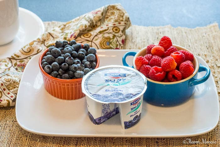 A Better Day with Fage 2% Greek Yogurt Split Cup
