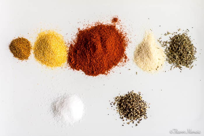 This Chicken Seasoning makes absolutely the BEST, most flavorful roasted or rotisserie chicken!