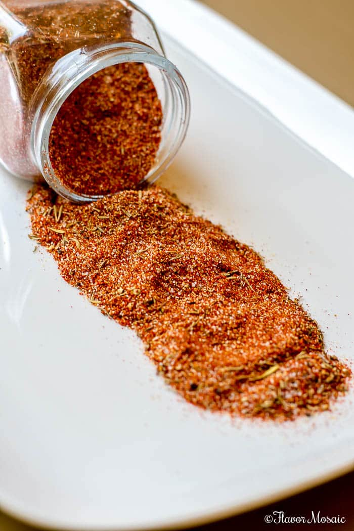Homemade Rotisserie Chicken Seasoning Mix