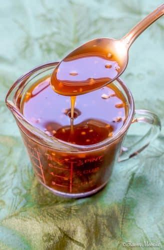 Homemade Teriyaki Sauce Recipe