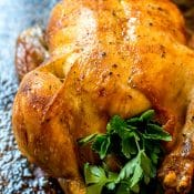 Whole Oven Roasted Rotisserie Chicken