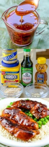 Homemade Teriyaki Sauce Recipe is easy to make and is delicious on grilled foods.
