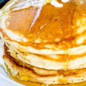 Old Fashioned Fluffy Pancake Recipe