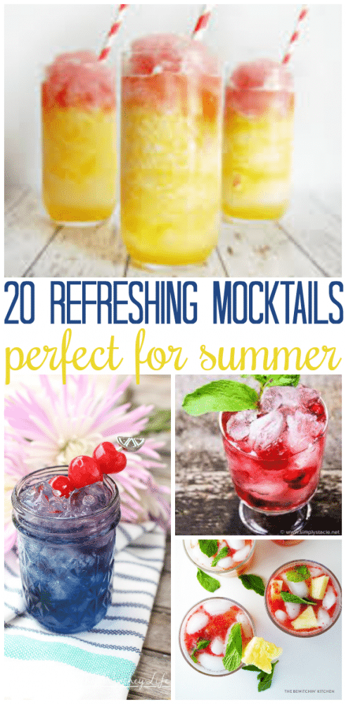 20 Refreshing Mocktails Perfect For Summer