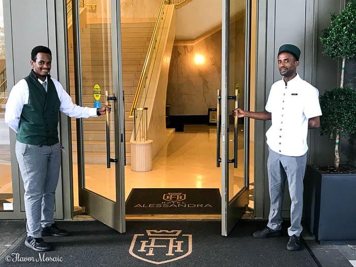 Hotel Alessandra, a modern, luxury hotel in Downtown Houston, Texas