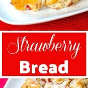 Strawberry Bread Flavor Mosaic