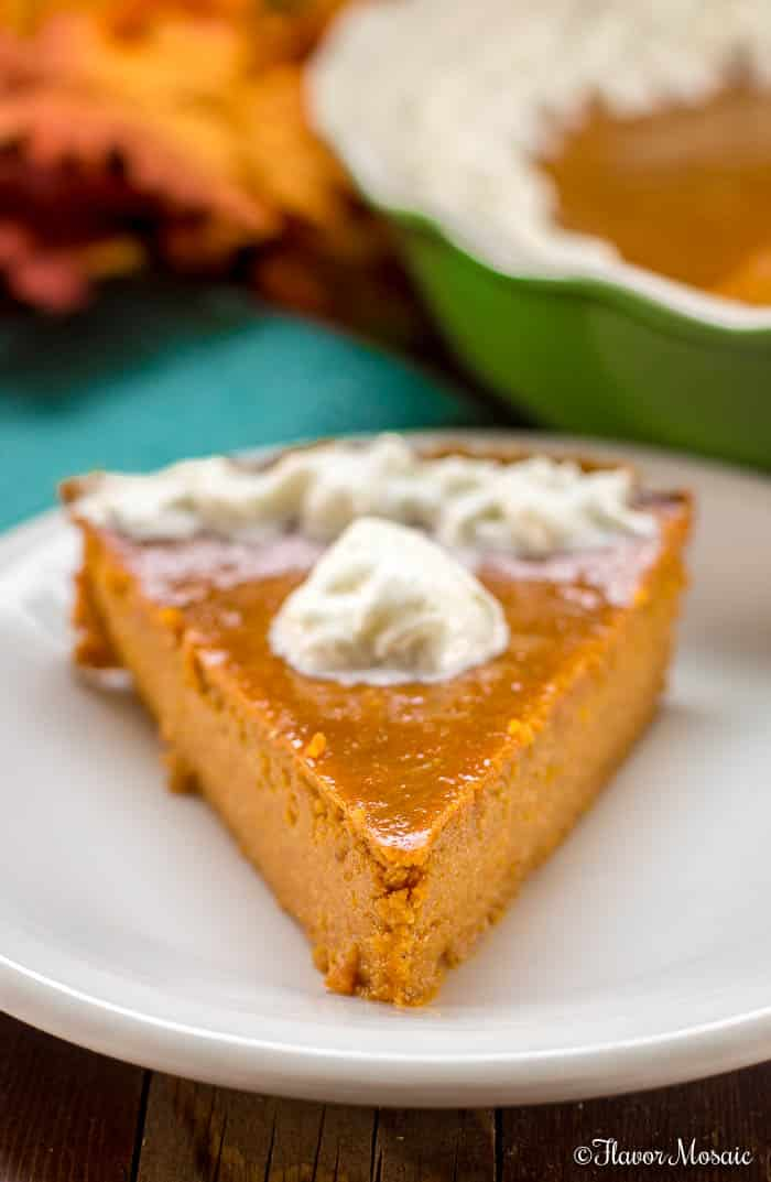 how to make pumpkin pie from a pie pumpkin