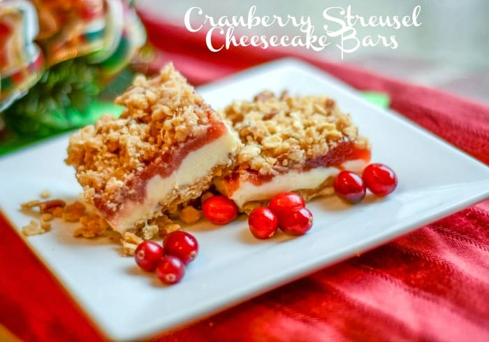 Cranberry-Streusel-Cheesecake-Bars