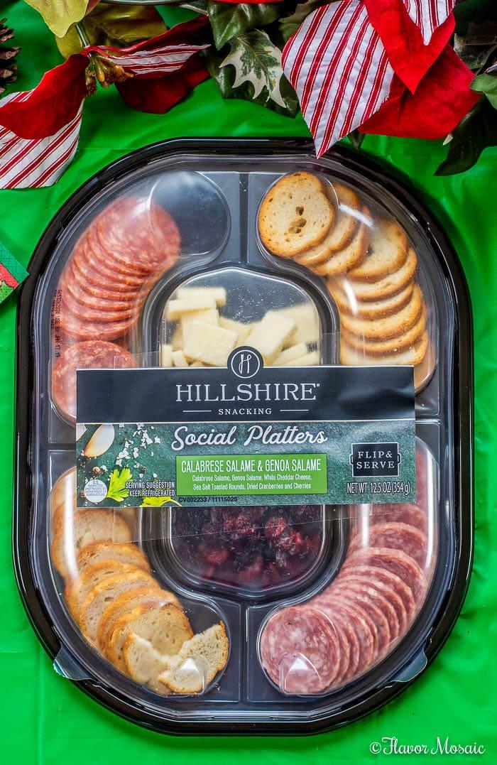 Hillshire Farms Social Platter