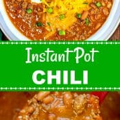 Instant Pot Chli