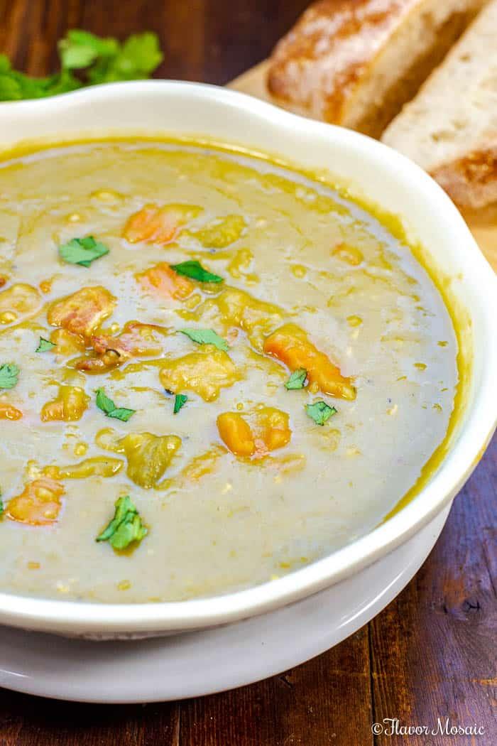 Instant Pot Split Pea Soup