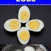 Instant Pot Easy Peel Hard Boiled Eggs Long Pin