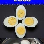 Instant Pot Easy Peel Hard Boiled Eggs Long Pin