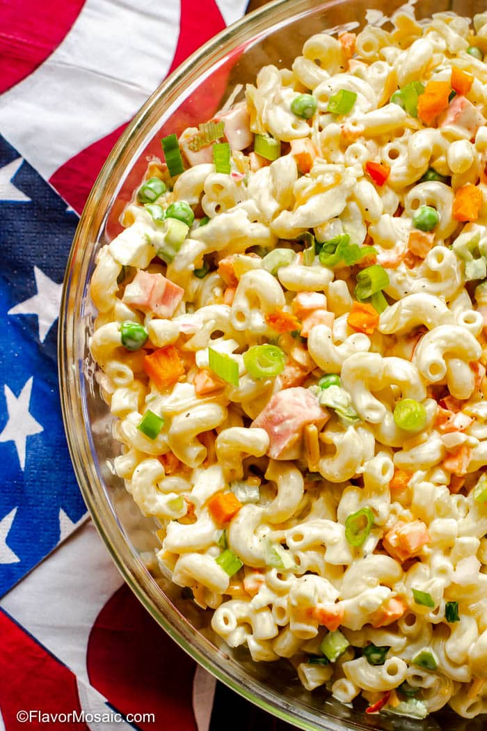 Best Classic Macaroni Salad Recipe
