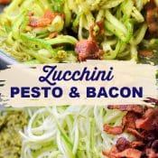 2-Photo Pin for Zucchini with Pesto And Bacon
