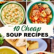 10 Cheap Soups-Photo-Collage