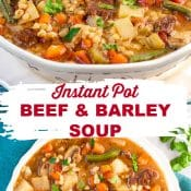 Instant Beef And Barley Soup by Flavor Mosaic-v2-2-Photo Pin