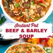 Instant Beef And Barley Soup by Flavor Mosaic-v4-2-Photo Pin