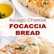 Asiago Cheese Focaccia Bread-v1-2-Photo Pin