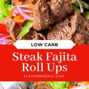 Low Carb Steak Fajita Roll Ups 2-Photo Pin v6-3