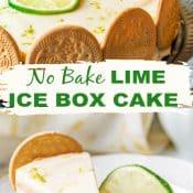 No-Bake Lime Charlotte Ice Box Cake v2-2-Photo Pin